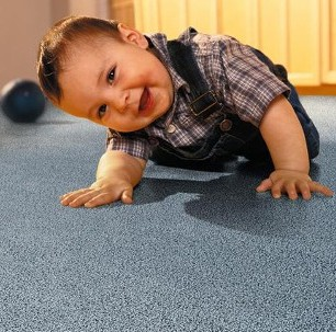 Baby on Carpet - Carpet Cleaning Experts Shakopee, Chaska & Chanhassen MN